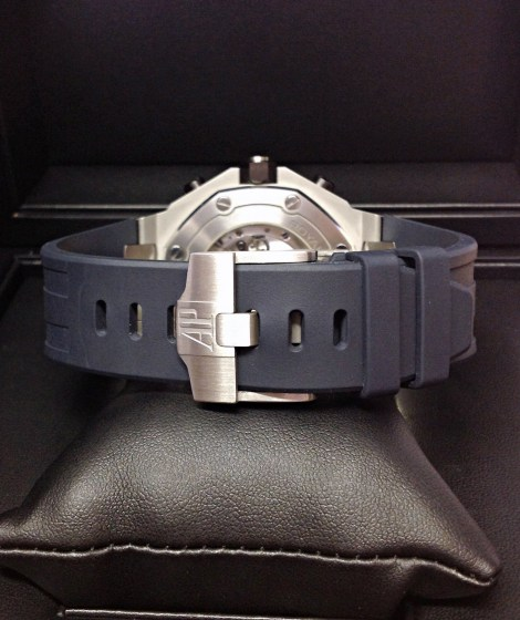 Audemars Piguet replica Royal Oak Offshore 26470ST Navy-7