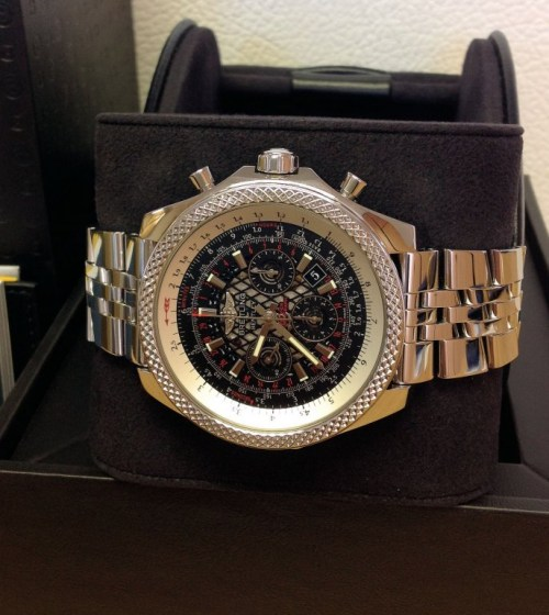 Breitling for Bentley B06 AB0611 Royal Ebony Dial6
