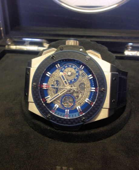 Hublot replica King Power Special One701.NQ.0137.GR.SPO14 orologio copia2
