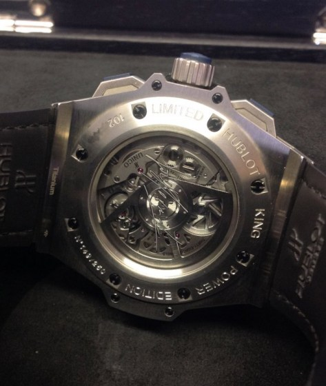 Hublot replica King Power Special One701.NQ.0137.GR.SPO14 orologio copia3