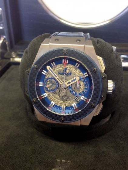 Hublot replica King Power Special One701.NQ.0137.GR.SPO14 orologio copia