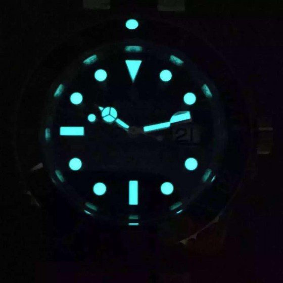 REPLICA ROLEX BLACK SUBMARINER 116610 LN V6S SUPER COPY WITH 3135 MOVEMENT11