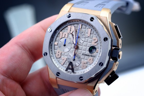 Replica Audemars Piguet LeBron James Limited Edition Watch-1