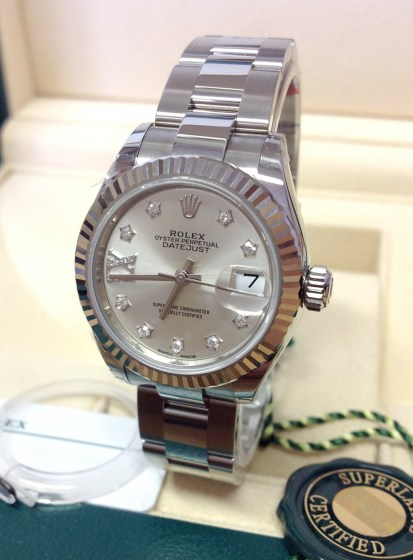 Rolex replica Datejust Lady 279174 28mm-3