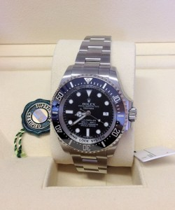 Rolex replica Deepsea Sea-Dweller 116660