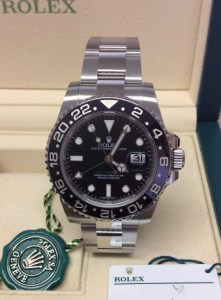 Rolex replica GMT Master II 116710LN Black Ceramic