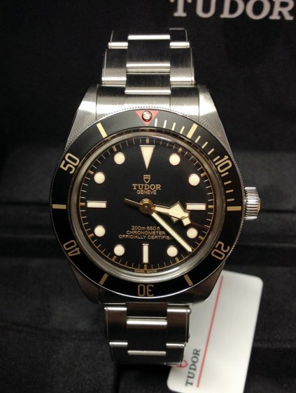 Tudor replica Black Bay Fifty-Eight 79030N-2