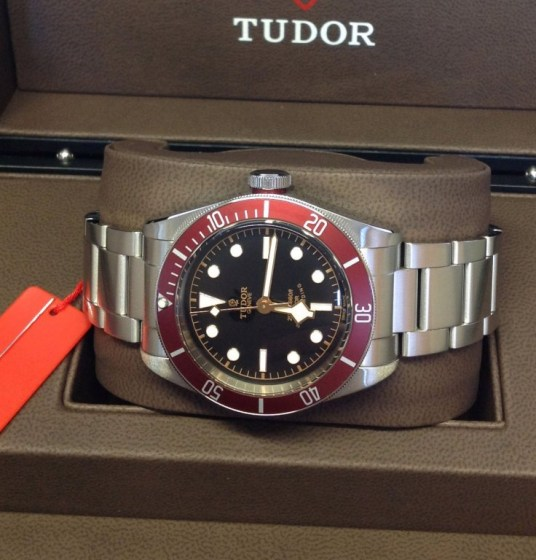Tudor replica Heritage Black Bay 41mm 79220R